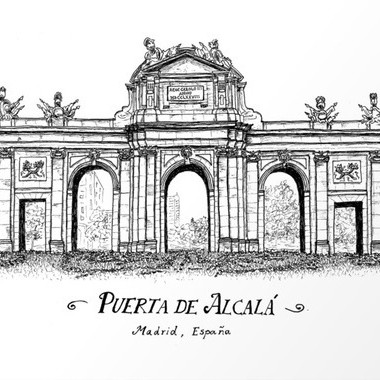 Puerta de Alcala